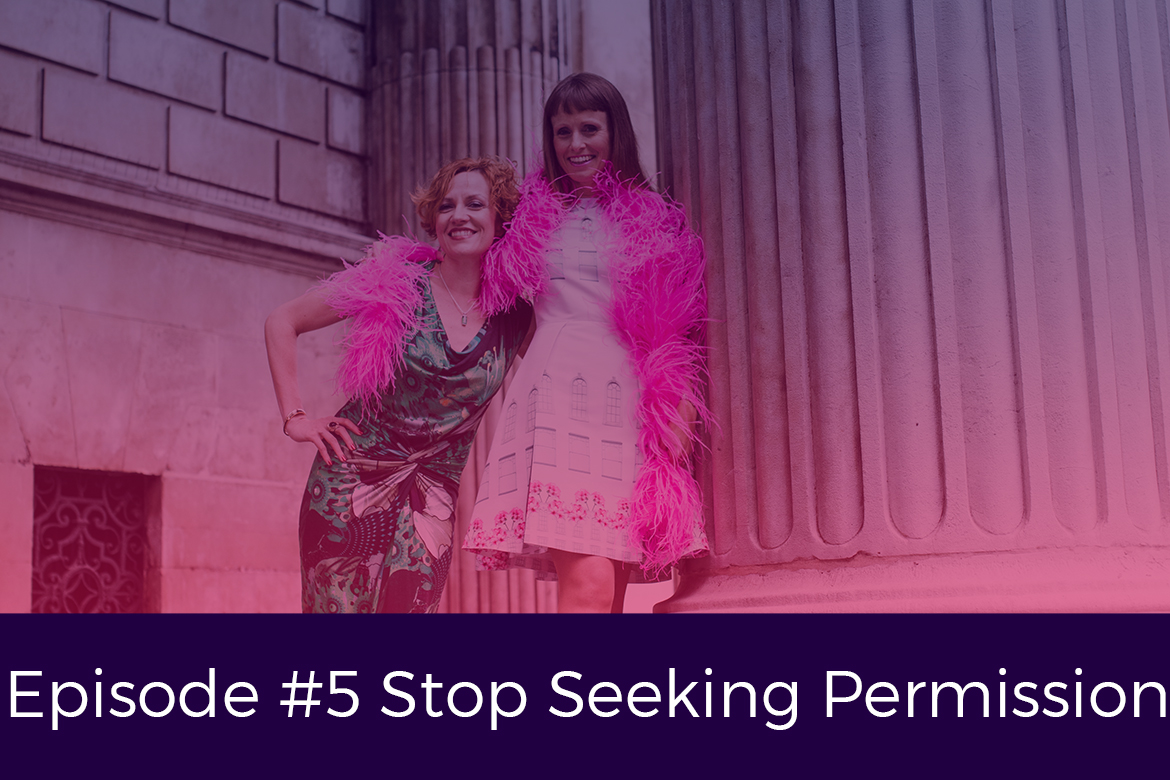 Cory and Cath why we are driven to ask permission to proceed in business, pitfalls to avoid, and how to stop the sabotage. Subscribe to the show for more Goddess Wisdom!