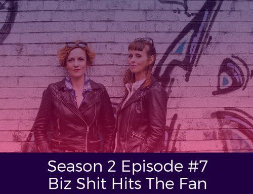 Season 2 Episode # 7 Biz Shit Hits The Fan